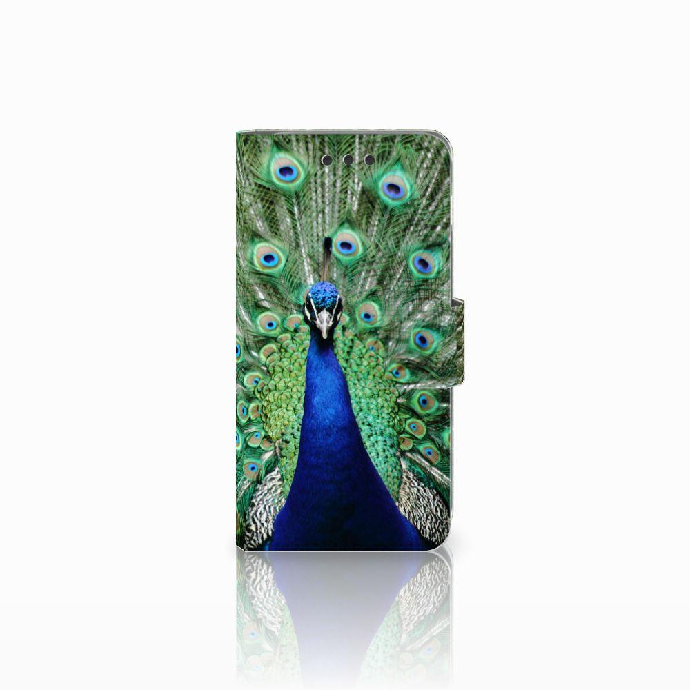 Samsung Galaxy A3 2016 Boekhoesje Design Pauw