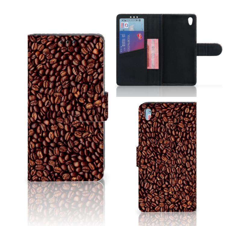 Sony Xperia Z5 | Z5 Dual Book Cover Koffiebonen