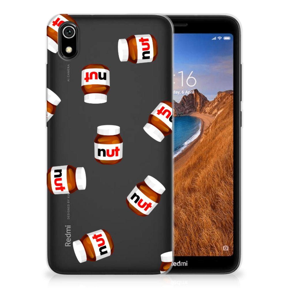 Xiaomi Redmi 7A Siliconen Case Nut Jar
