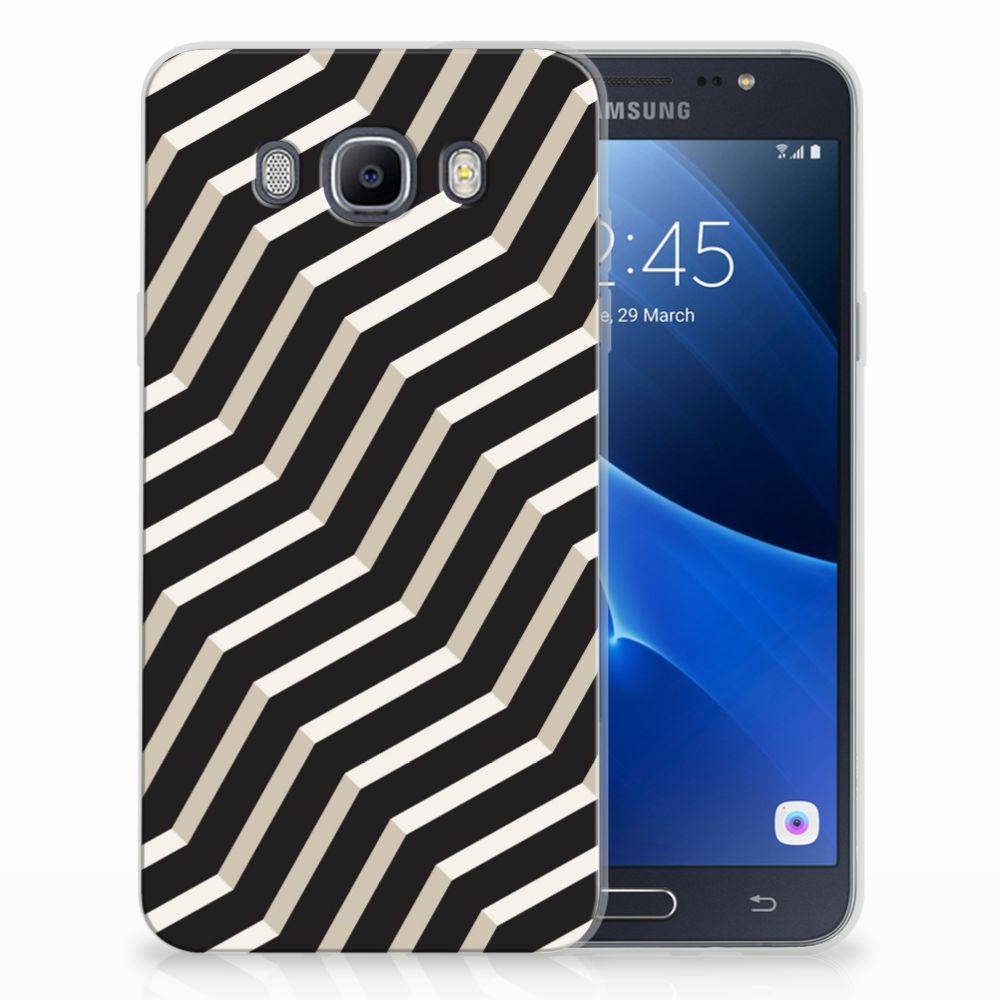 Samsung Galaxy J7 2016 TPU Hoesje Illusion
