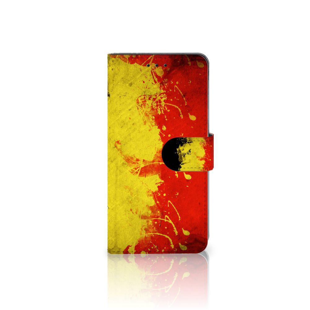 Huawei Mate 10 Pro Boekhoesje Design Belgische Vlag