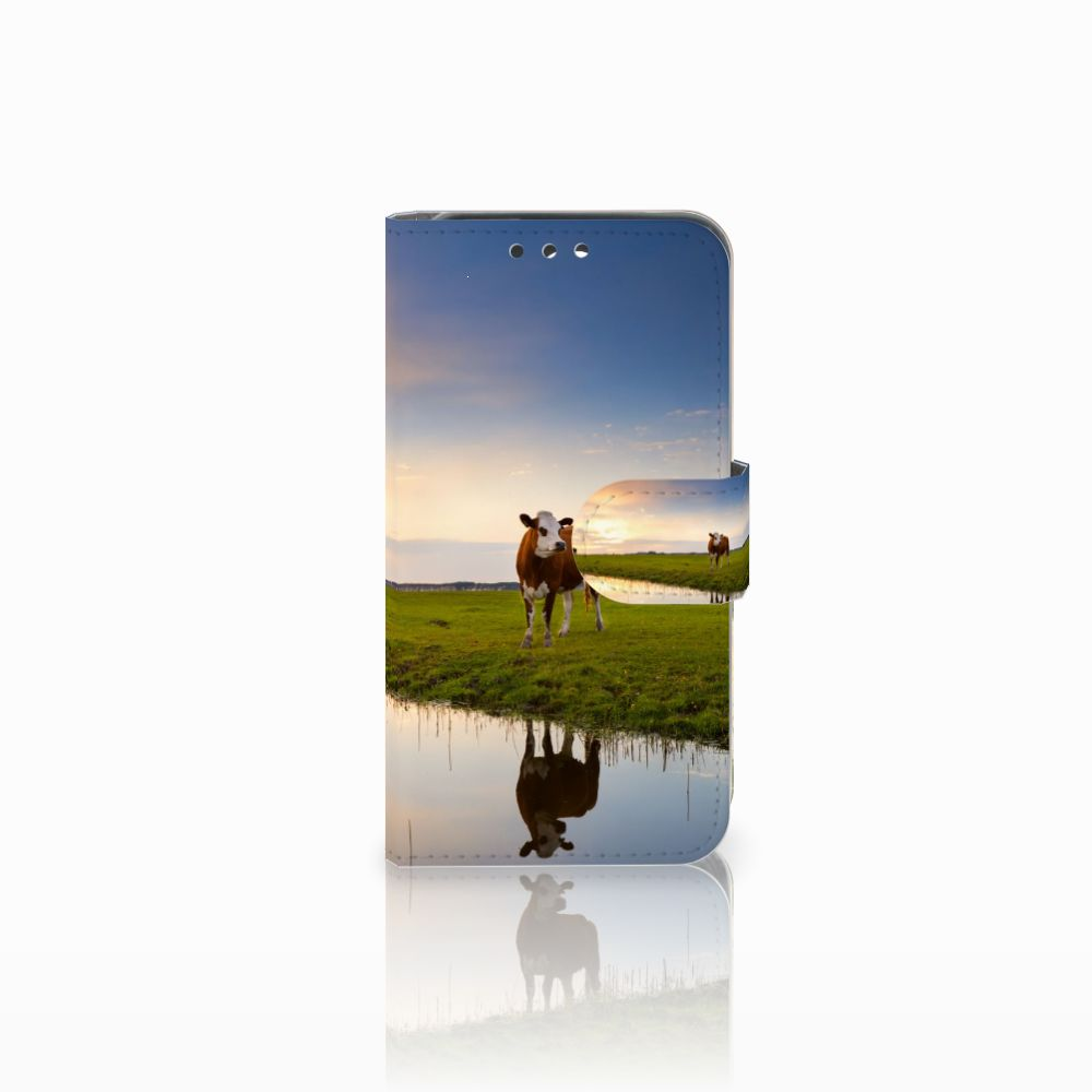 Huawei Y5 Y560 Boekhoesje Design Koe