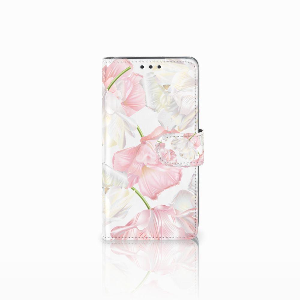 Samsung Galaxy J5 (2015) Hoesje Lovely Flowers