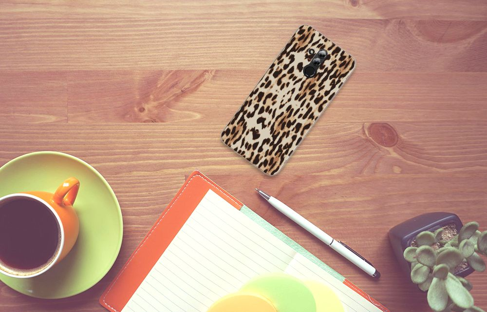 Huawei Mate 20 Lite TPU Hoesje Leopard