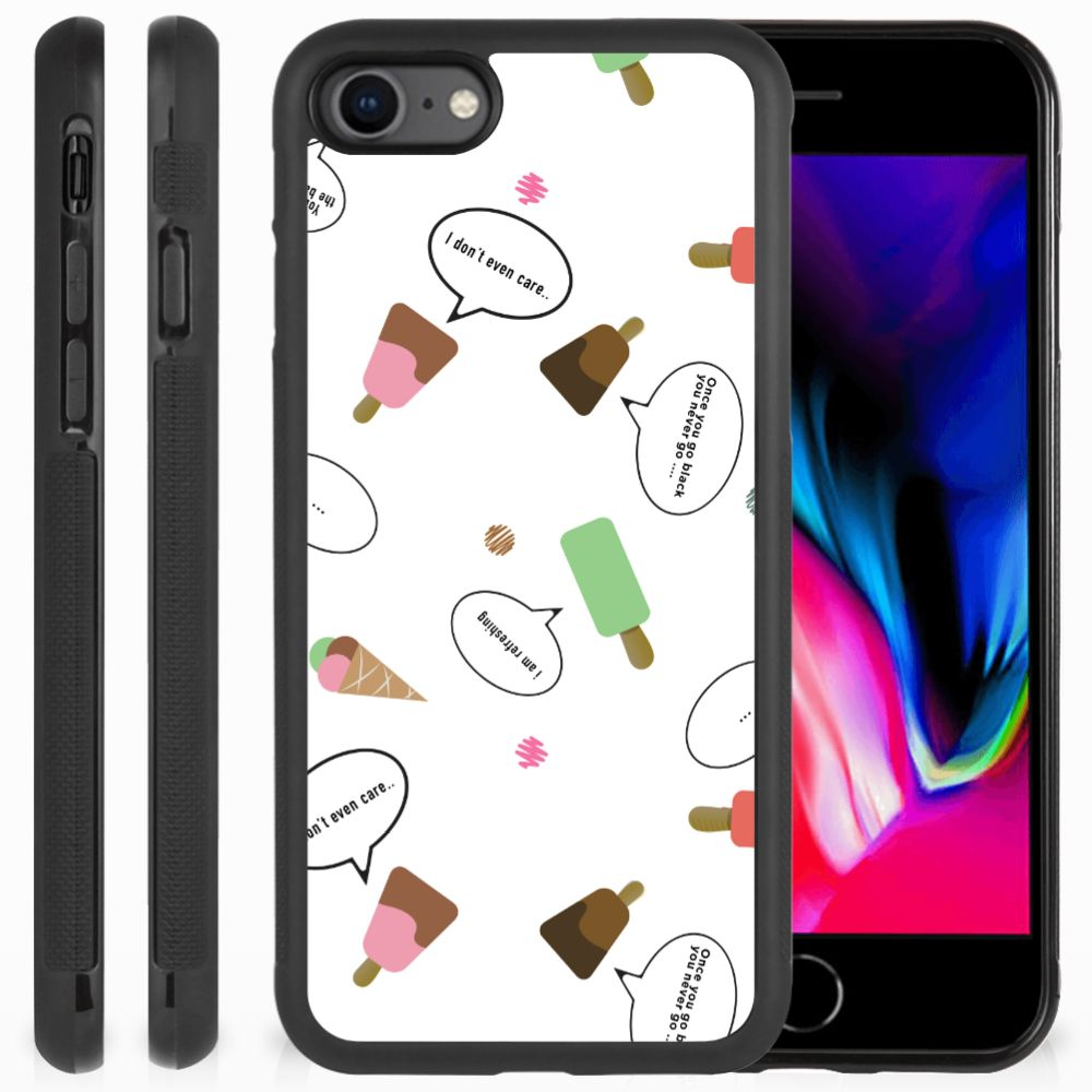 Apple iPhone 7 | 8 Silicone Case IJsjes