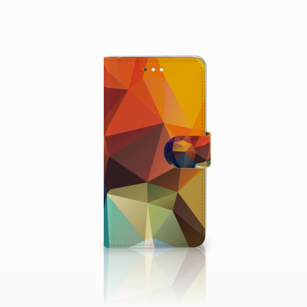 Huawei Ascend G7 Boekhoesje Design Polygon Color