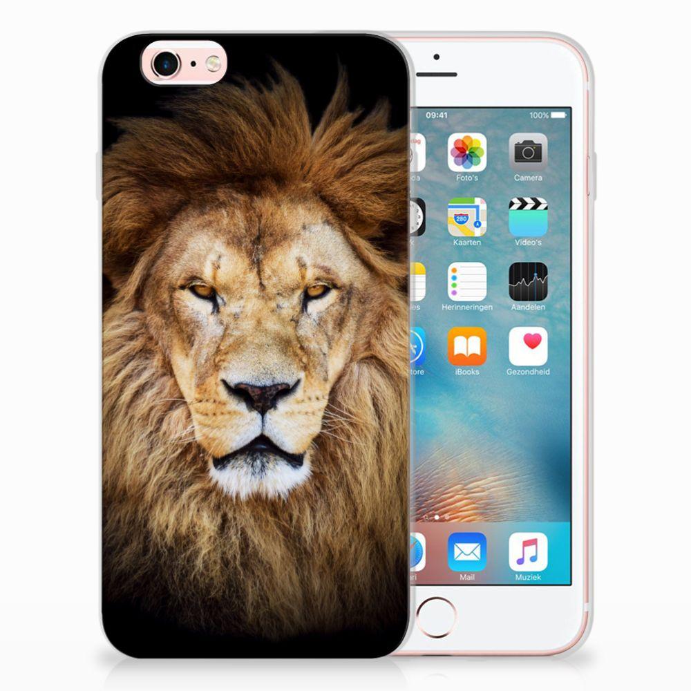 Apple iPhone 6 | 6s Leuk Hoesje Leeuw