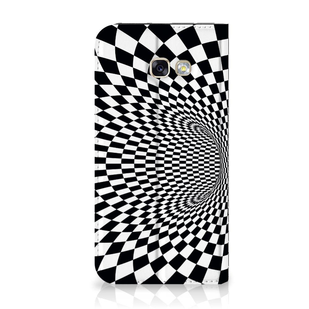 Samsung Galaxy A5 2017 Stand Case Illusie