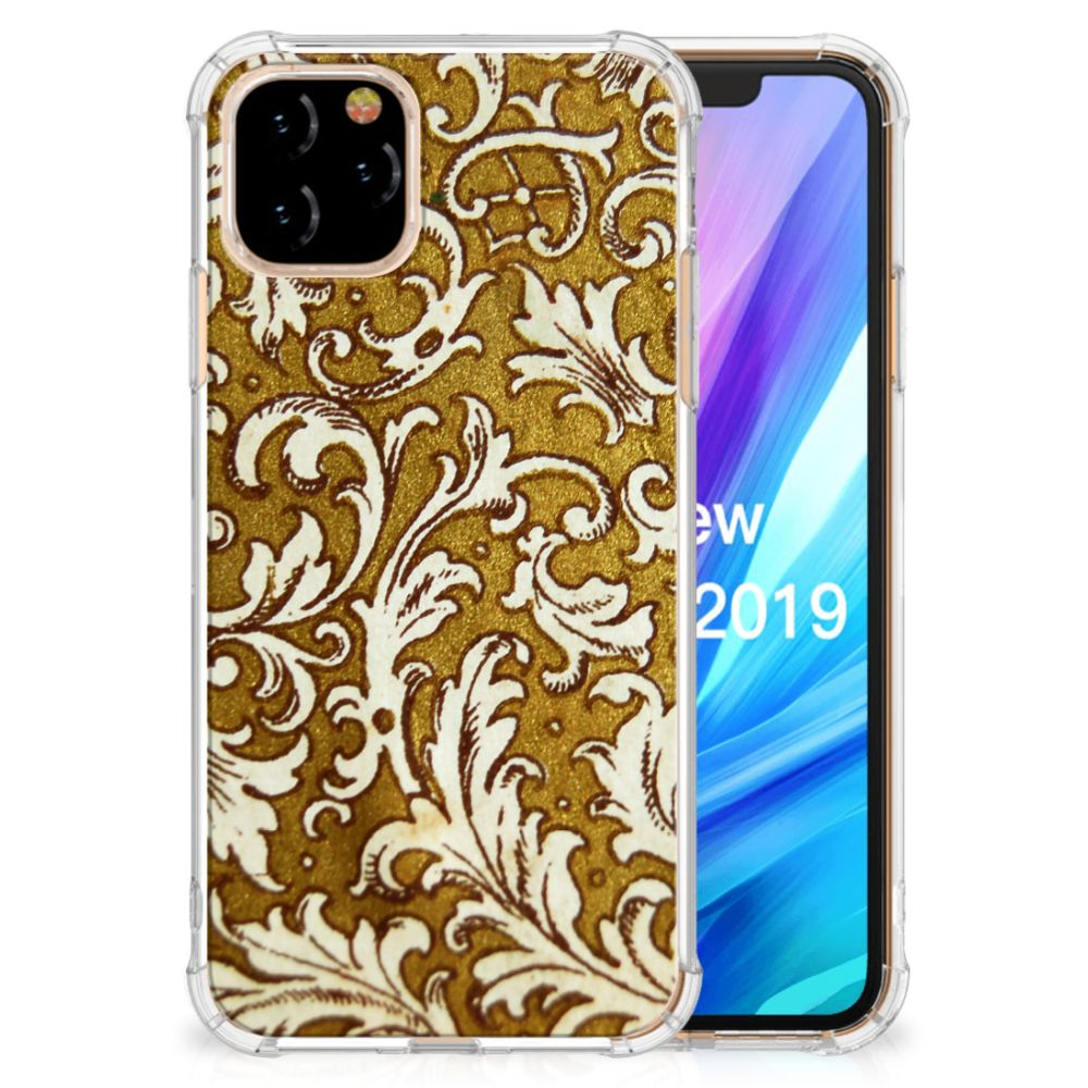 Anti Shock Case Apple iPhone 11 Pro Barok Goud
