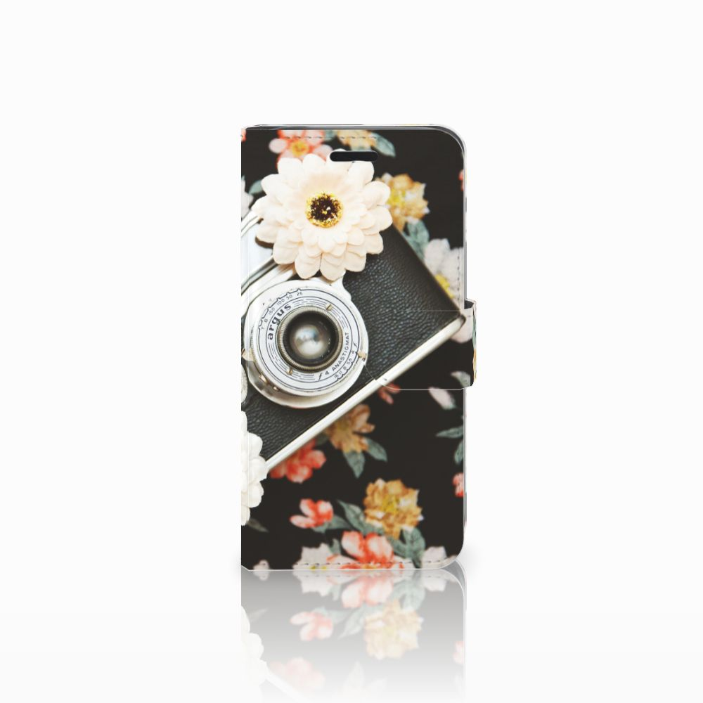 Acer Liquid Z530 | Z530s Uniek Boekhoesje Vintage Camera