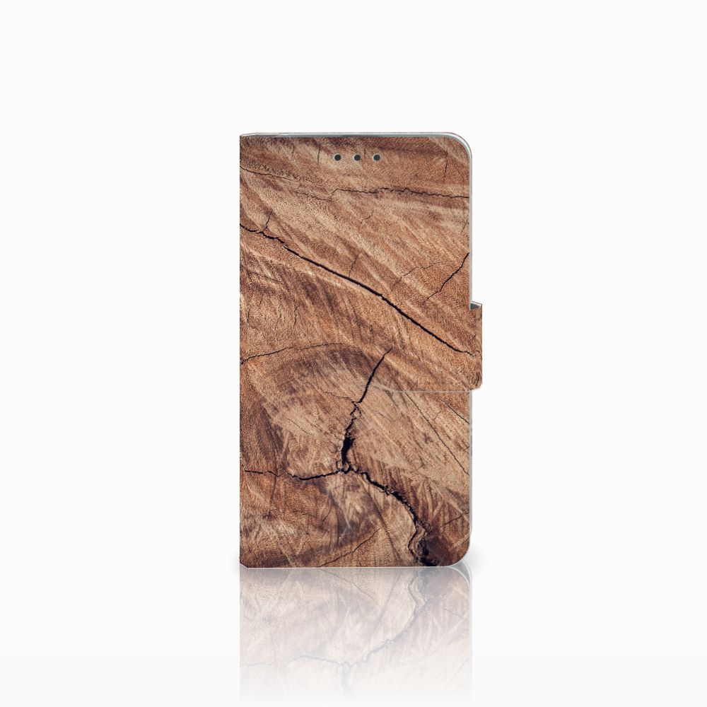 Microsoft Lumia 640 Boekhoesje Design Tree Trunk