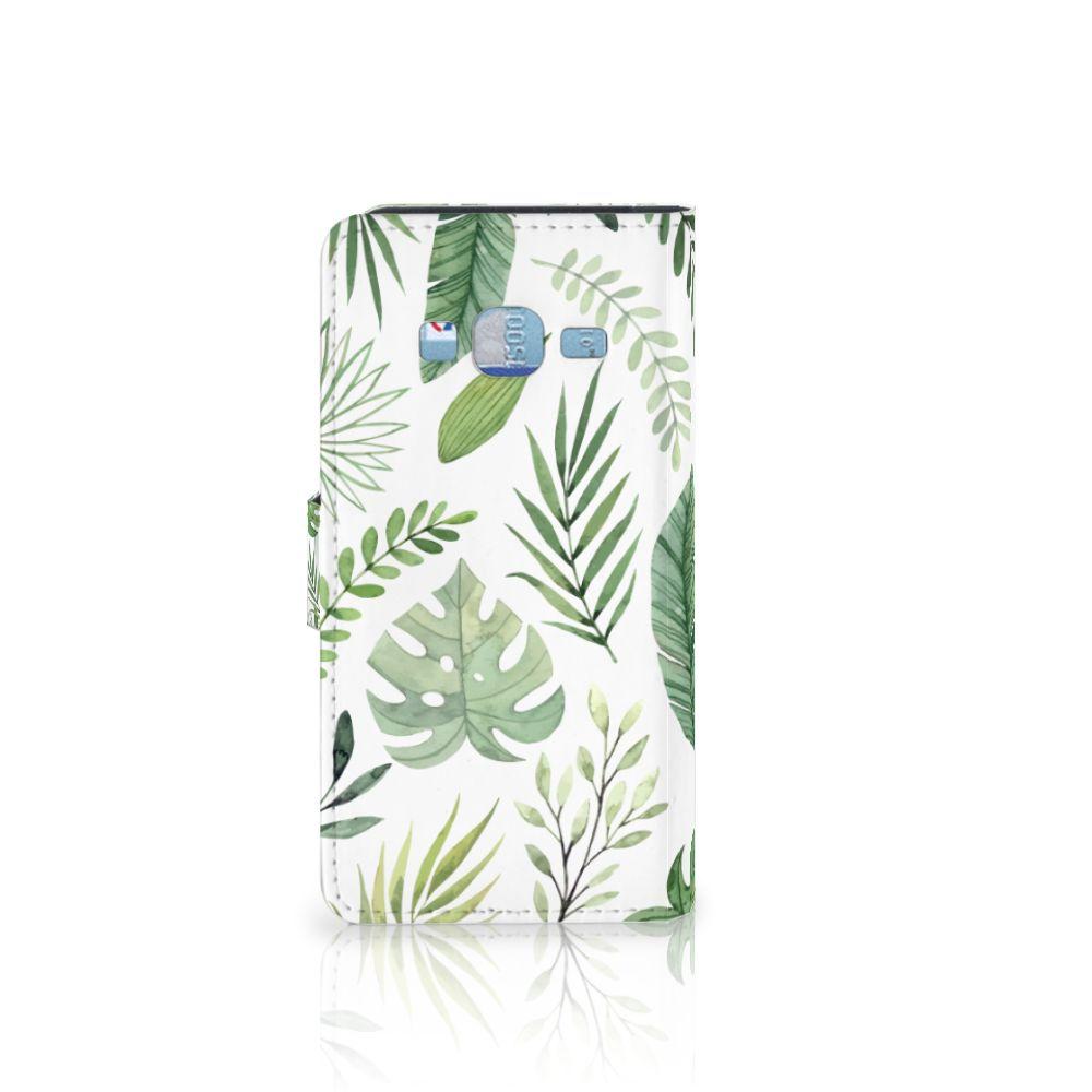 Samsung Galaxy J3 2016 Hoesje Leaves
