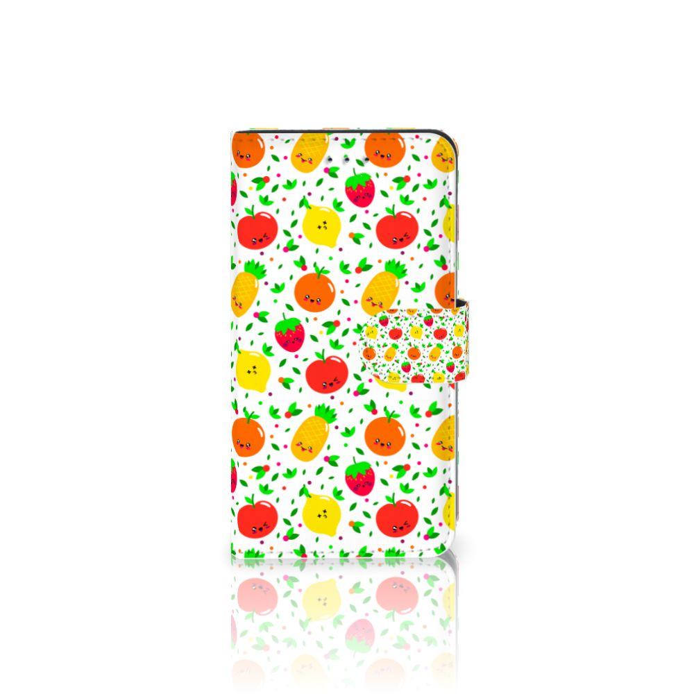 Samsung Galaxy J4 2018 Boekhoesje Design Fruits