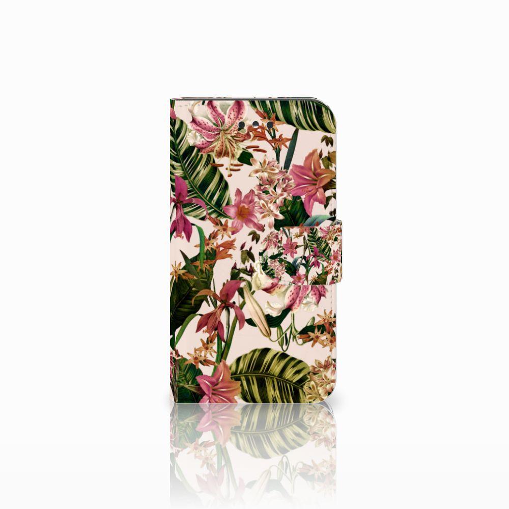 Nokia 1 Uniek Boekhoesje Flowers