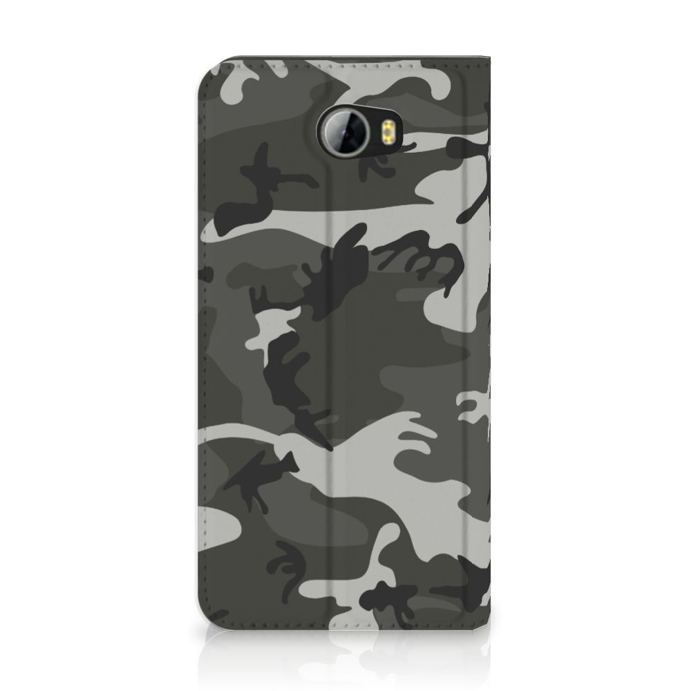 Y5 2 | Y6 Compact Uniek Standcase Hoesje Army Light