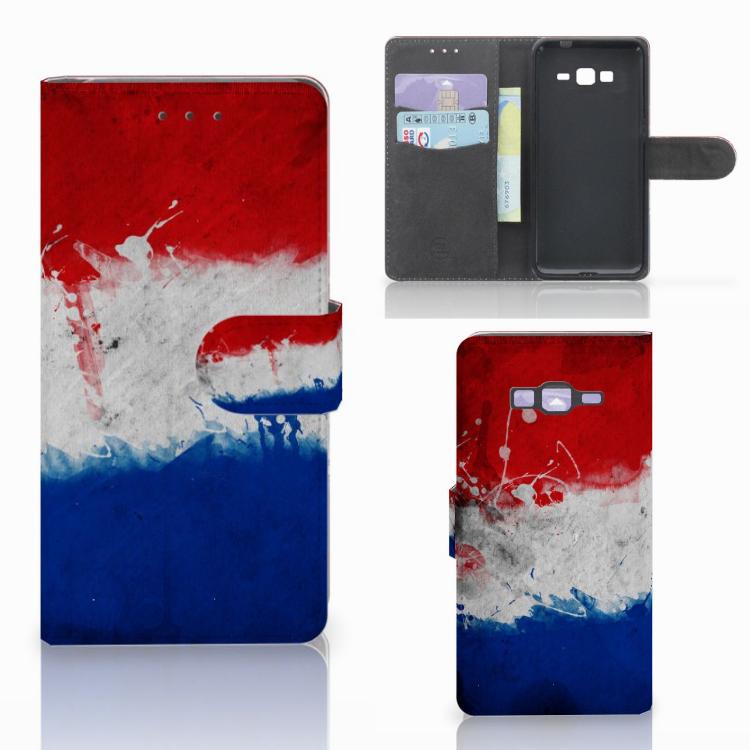 Samsung Galaxy Grand Prime   Grand Prime VE G531F Bookstyle Case Nederland