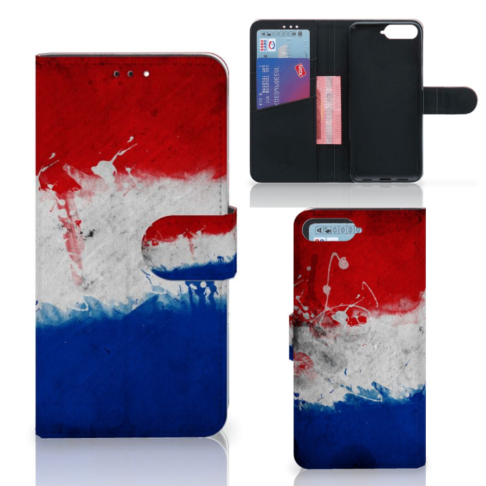 Huawei Y6 2018 Bookstyle Case Nederland