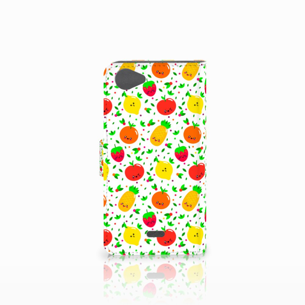 Wiko Rainbow Jam Book Cover Fruits