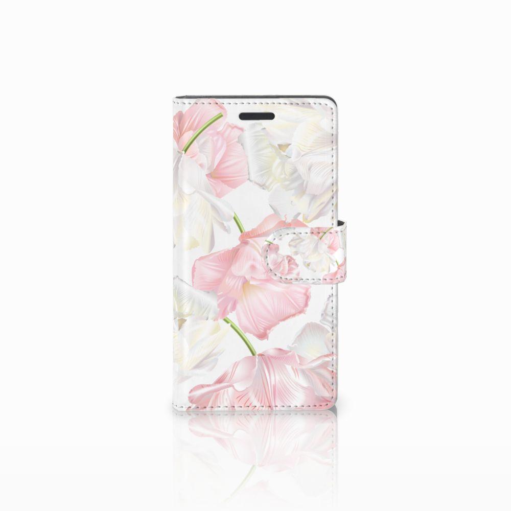 Nokia Lumia 830 Boekhoesje Design Lovely Flowers