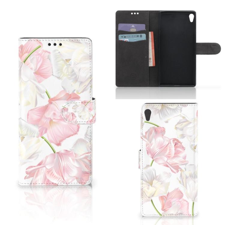Sony Xperia XA Ultra Hoesje Lovely Flowers