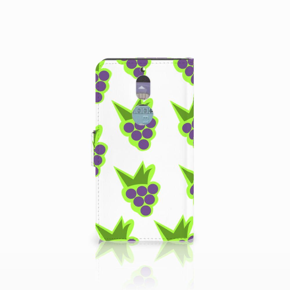 Nokia 7 Book Cover Druiven