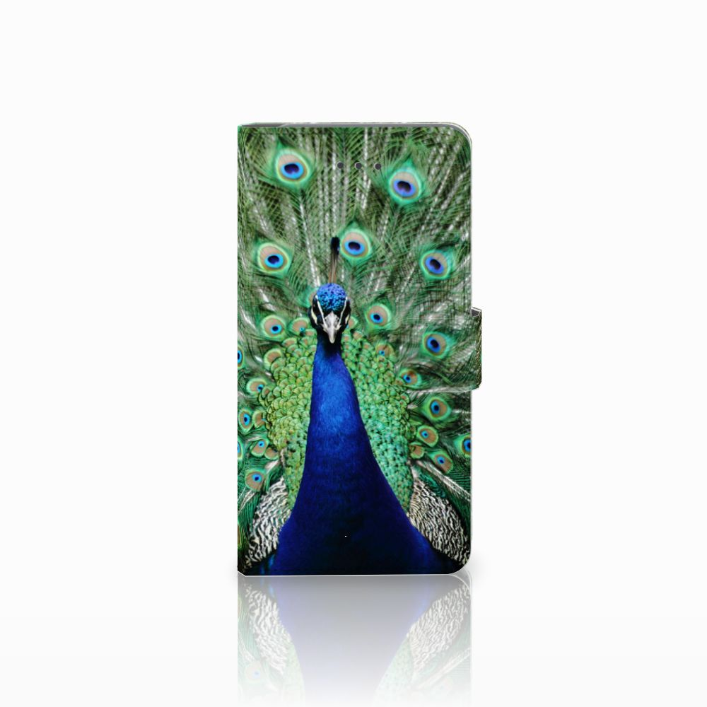 Samsung Galaxy J7 (2018) Boekhoesje Design Pauw