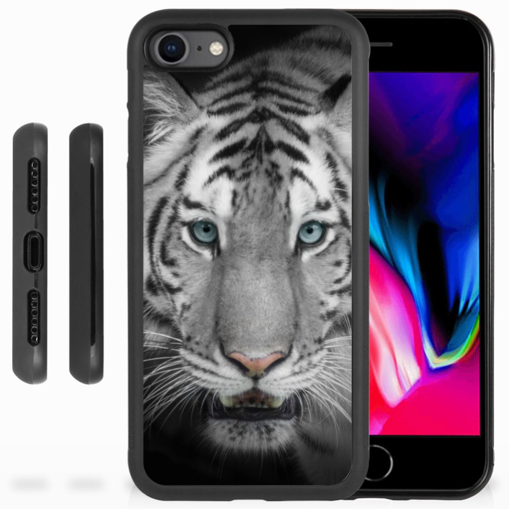 Apple iPhone 7 | 8 Back Cover Tijger