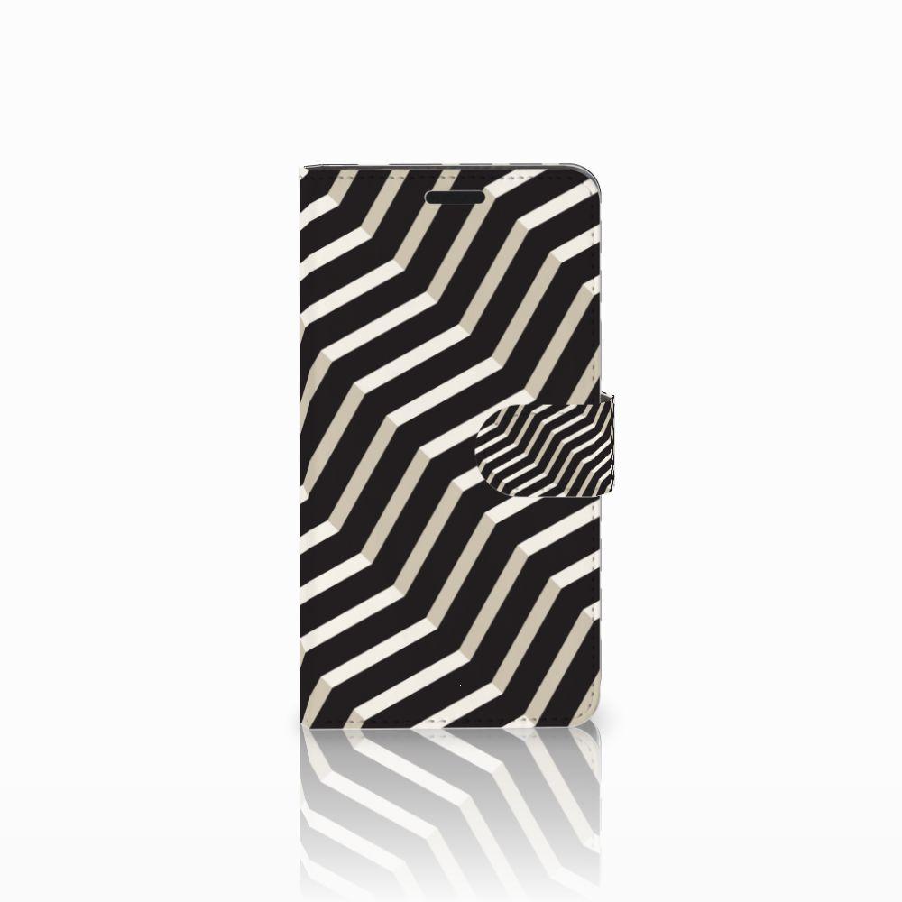 Sony Xperia T3 Boekhoesje Design Illusion