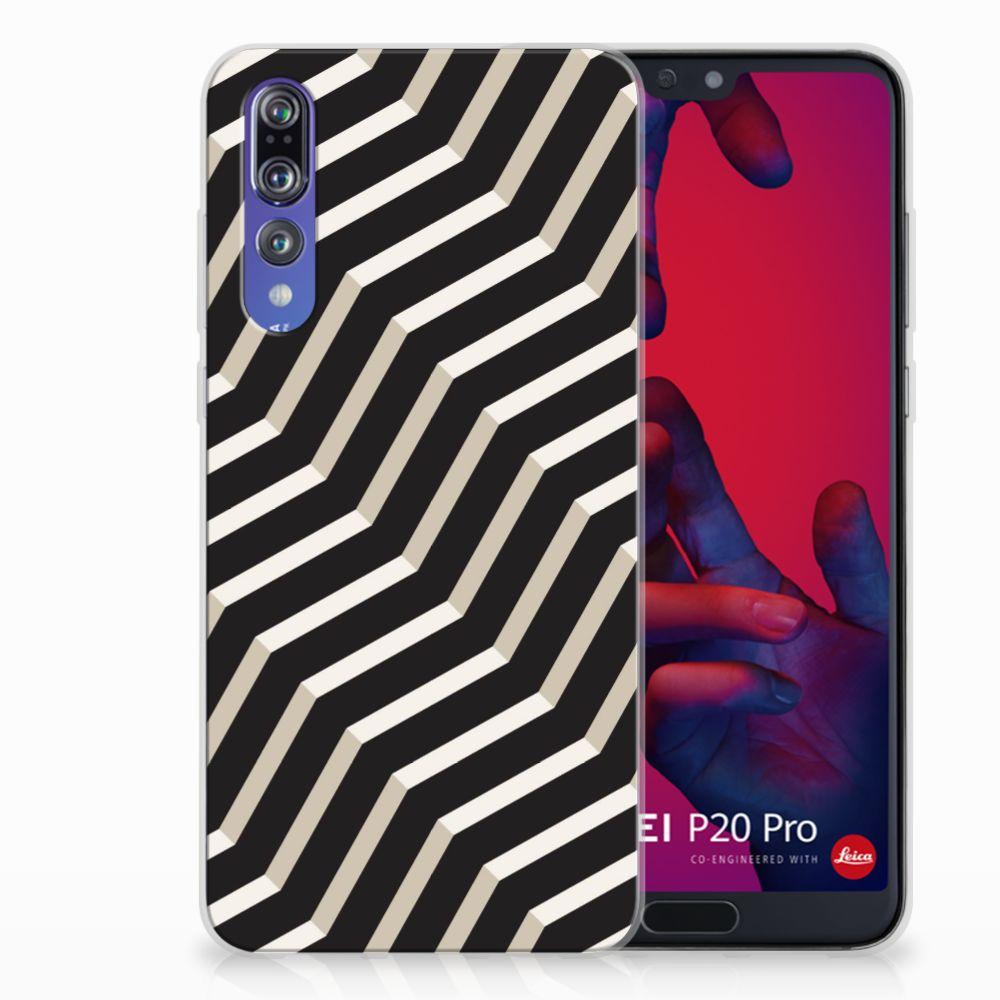 Huawei P20 Pro TPU Hoesje Design Illusion