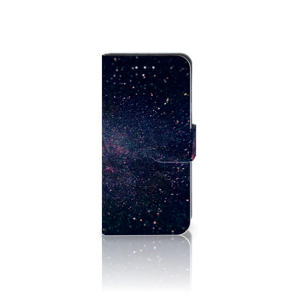 Samsung Galaxy S6 Edge Bookcase Stars
