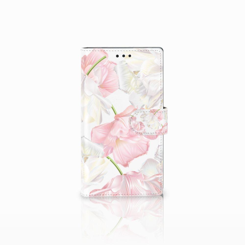 Sony Xperia L2 Boekhoesje Design Lovely Flowers
