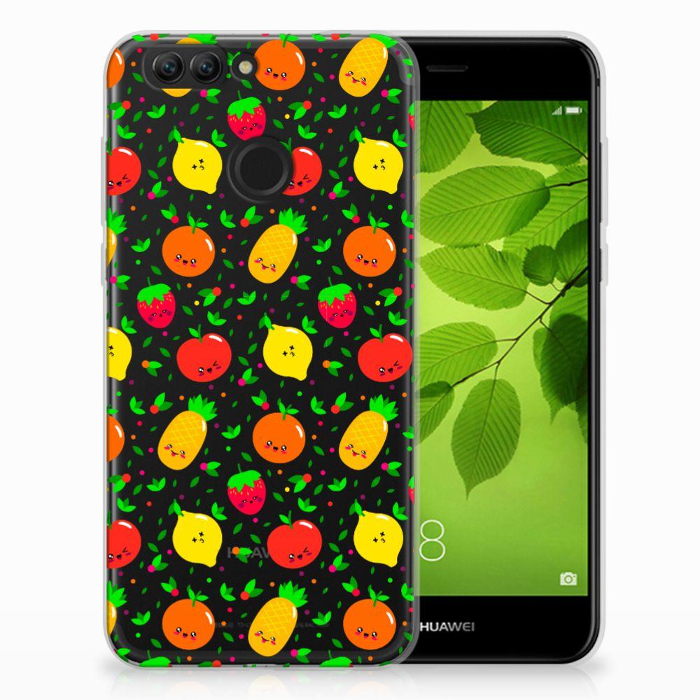 Huawei Nova 2 Siliconen Case Fruits