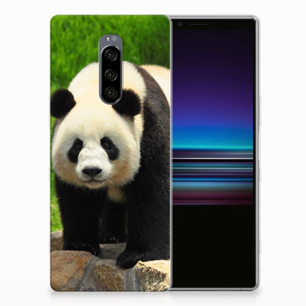 Sony Xperia 1 Leuk Hoesje Panda