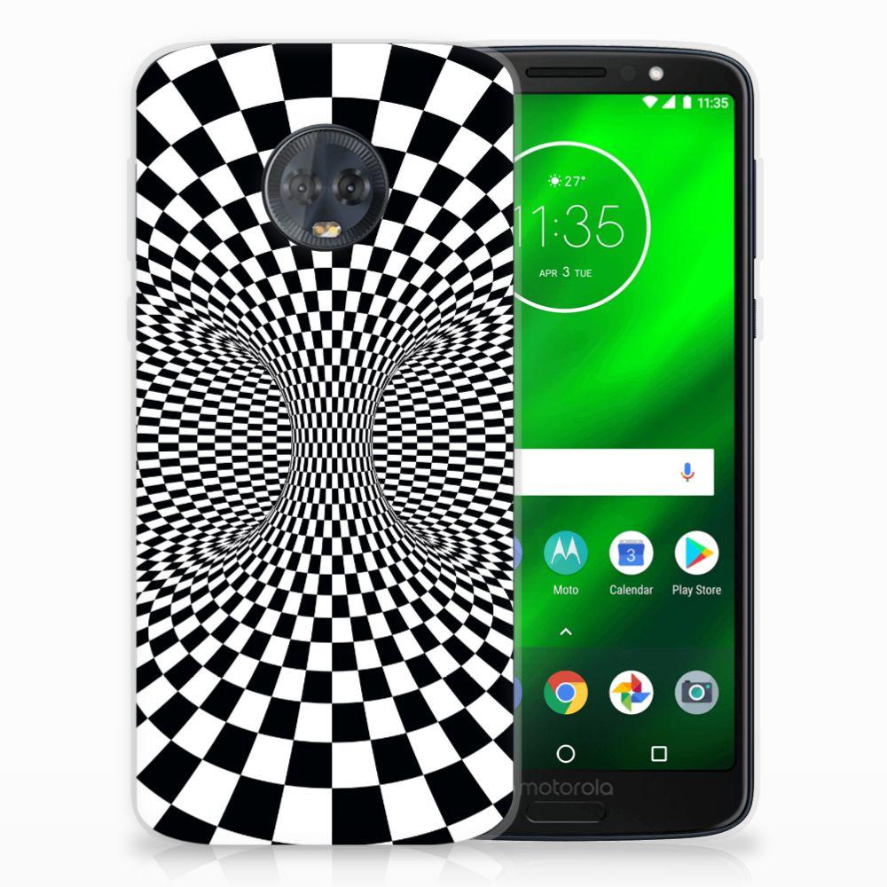 Motorola Moto G6 Plus TPU Hoesje Illusie