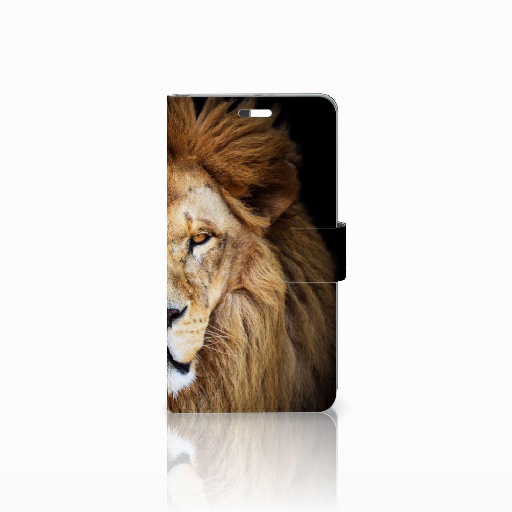 Huawei P9 Plus Boekhoesje Design Leeuw