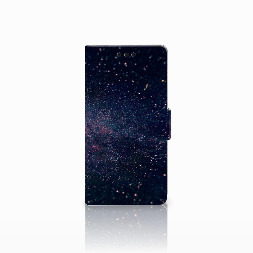 Sony Xperia M4 Aqua Boekhoesje Design Stars