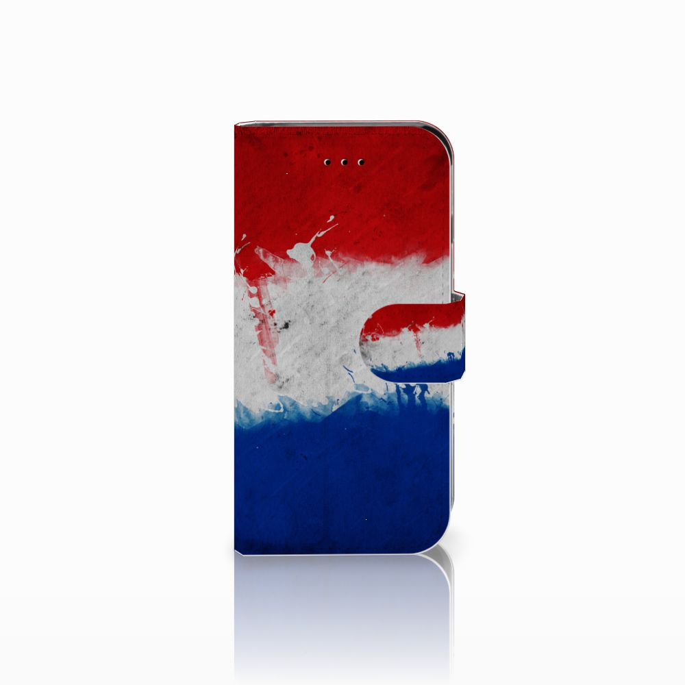 Apple iPhone 6 | 6s Bookstyle Case Nederlandse Vlag