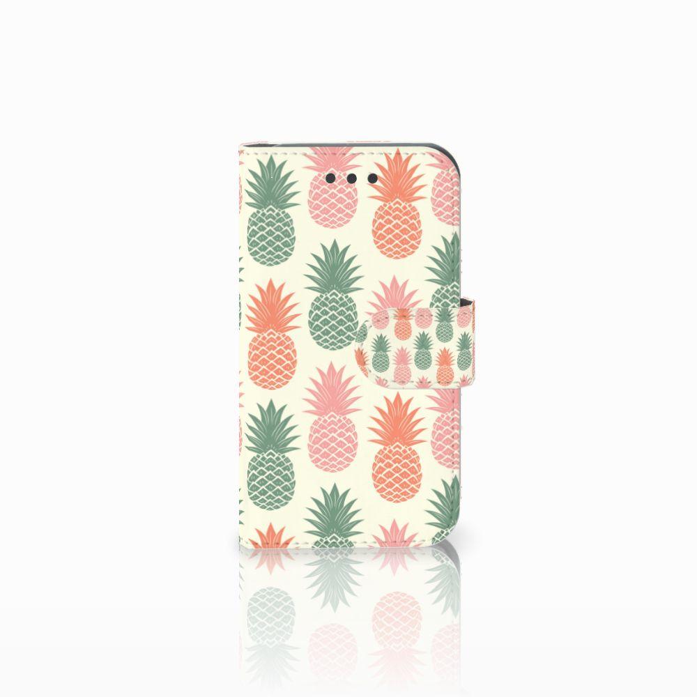 Samsung Galaxy Core 2 Boekhoesje Design Ananas