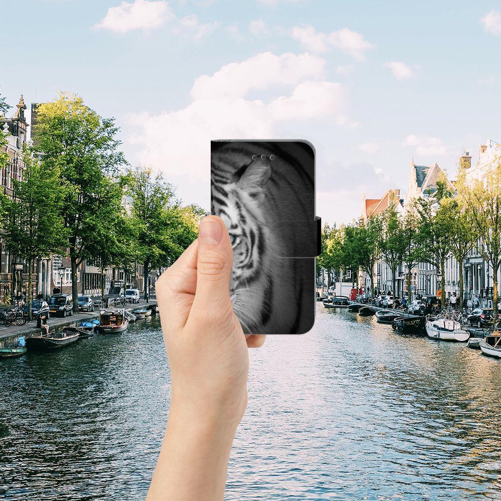 Apple iPhone 6 | 6s Uniek Boekhoesje Tijger