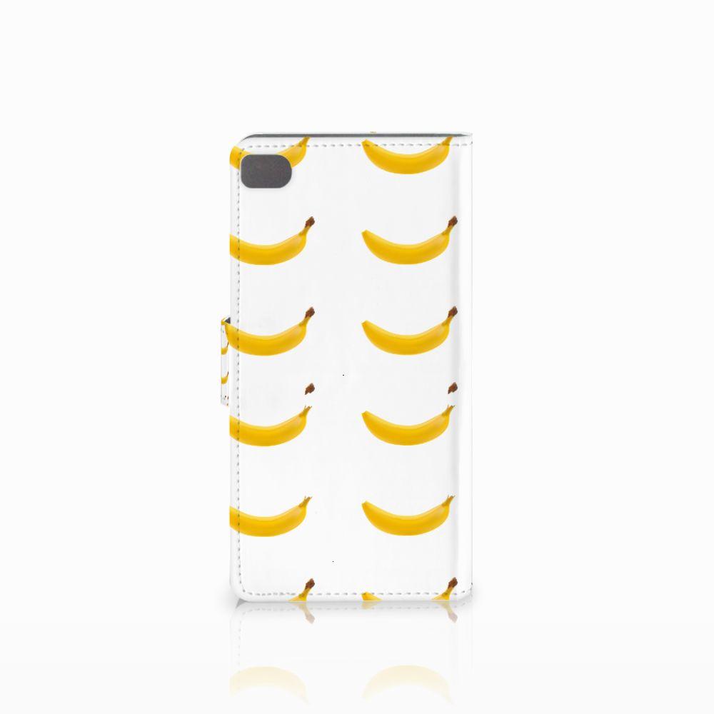 Huawei P8 Book Cover Banana