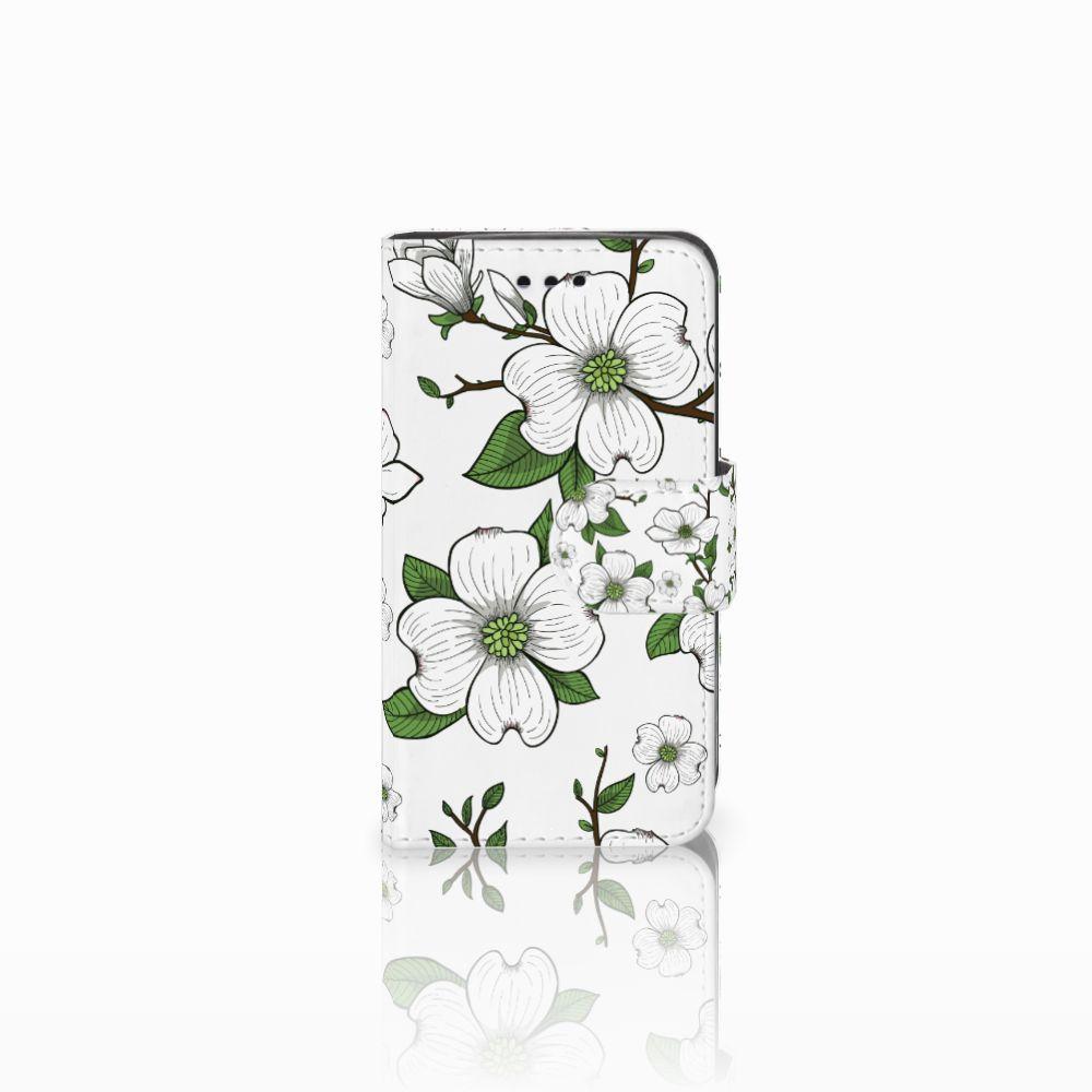 Samsung Galaxy Trend 2 Boekhoesje Design Dogwood Flowers