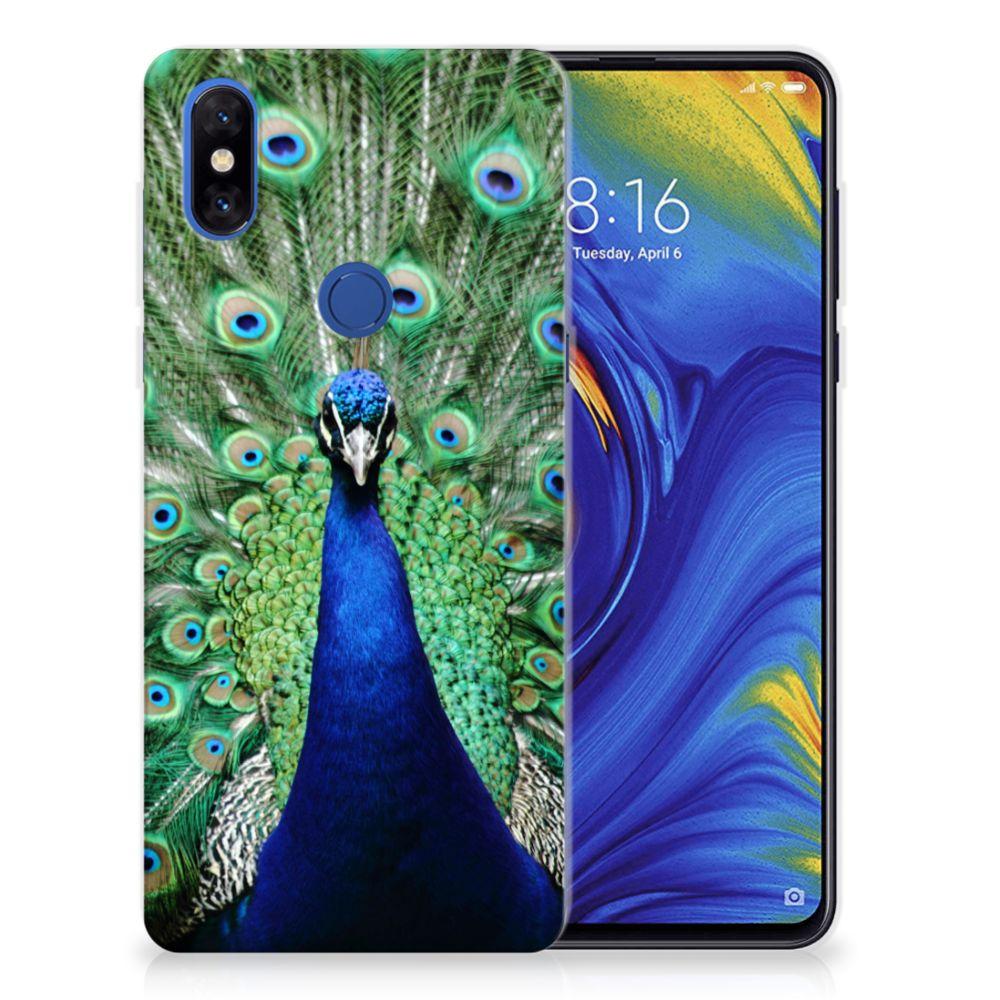 Xiaomi Mi Mix 3 TPU Hoesje Pauw