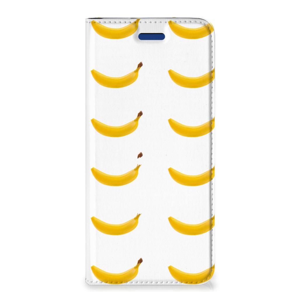 Huawei P Smart Flip Style Cover Banana