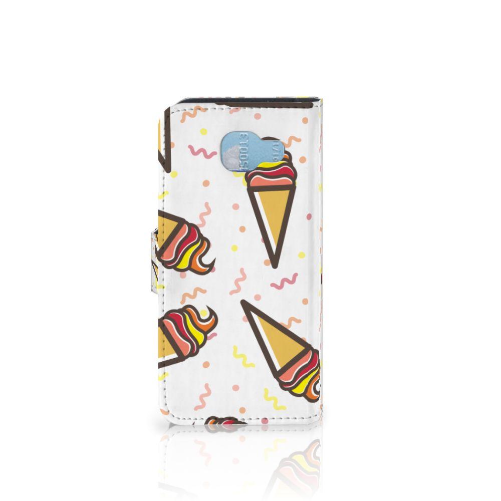 Samsung Galaxy A5 2016 Book Cover Icecream