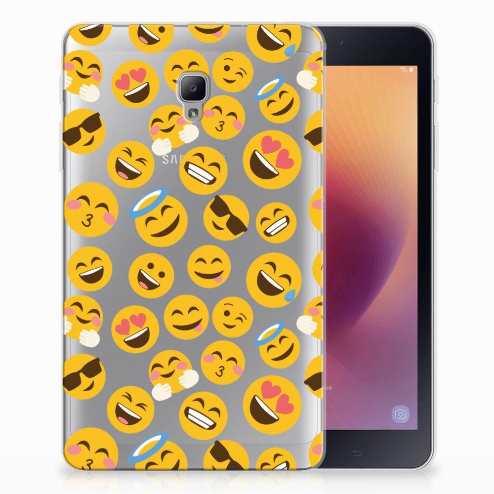 Samsung Galaxy Tab A 8.0 (2017) Hippe Hoes Emoji