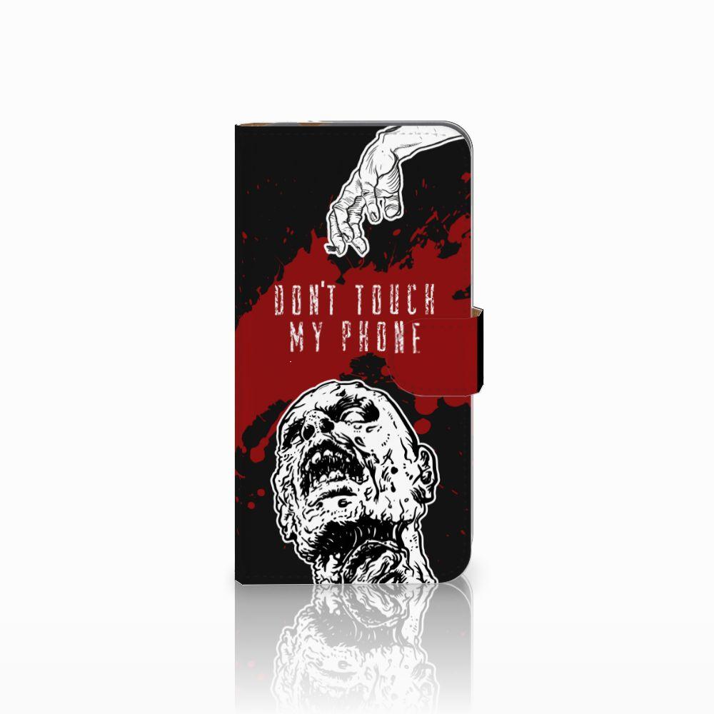 Huawei Nova Plus Boekhoesje Design Zombie Blood