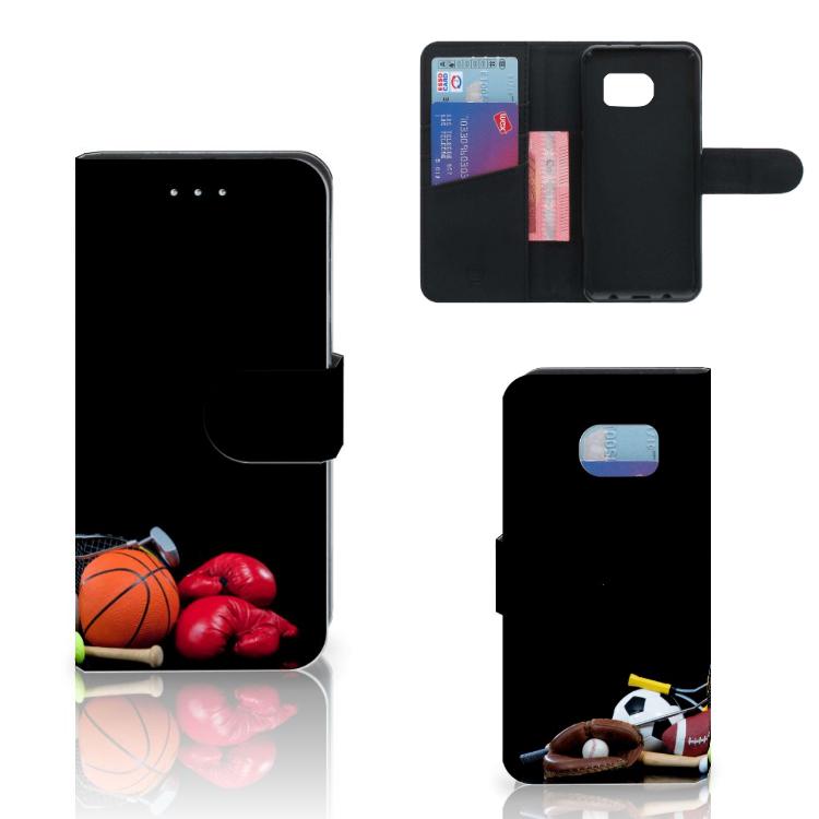 Samsung Galaxy S6 Edge SM-G925F Uniek Ontworpen Hoesje Sport