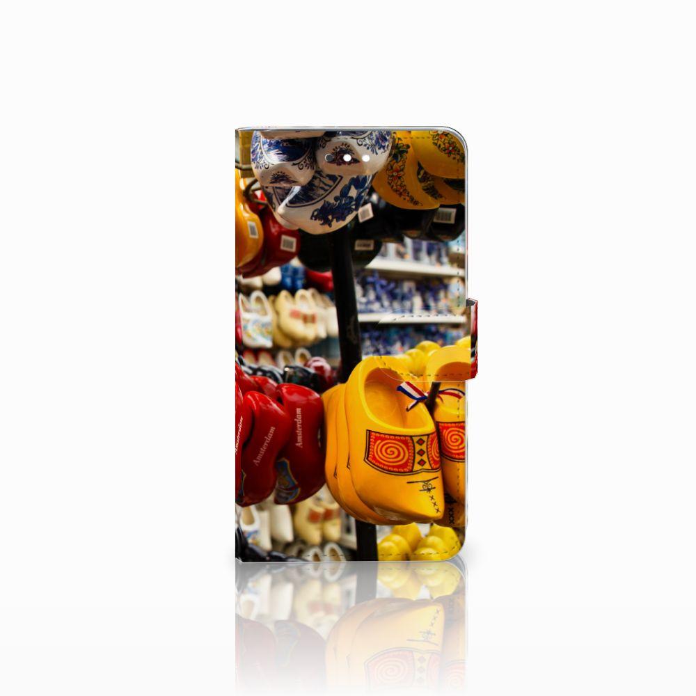 Huawei Ascend G7 Boekhoesje Design Klompen