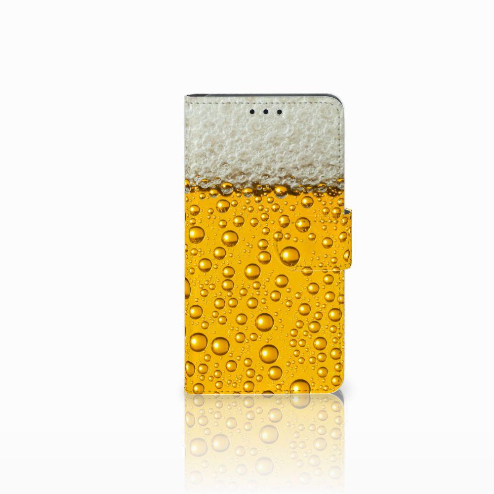 Huawei Y6 Pro 2017 Uniek Boekhoesje Bier