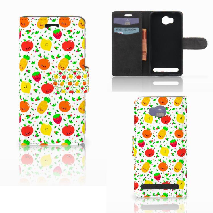 Huawei Y3 2 | Y3 II Book Cover Fruits